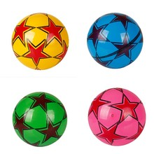 22cm customize inflatable pvc bouncing hopper ball kids baby toys ball sports pvc bounce ball