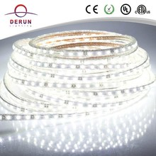Wholesale 120v led strip light waterproof outdoor IP67 PVC tube