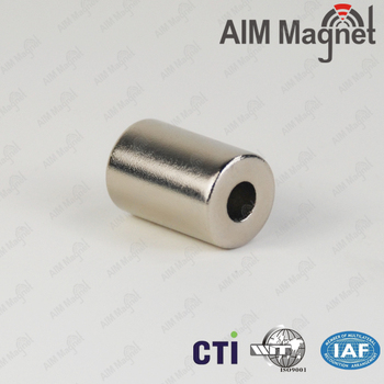 Strong Cylinder Neodymium Magnet Wholesale