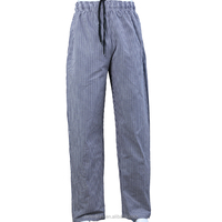 fashion chef trousers#Cheap chef pants/stripe chef pants*baggy cooking pants/hot-sale kitchen trouser