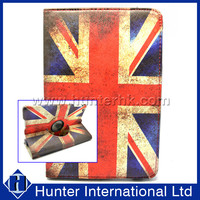 Union Jack 360 Rotating Tablet Case For iPad Mini