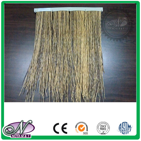 Low price thatch roof tiles