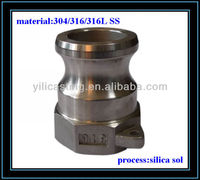 auto car parts stainless steel casting 304 316 316L ss casting China top steel foundry OEM services