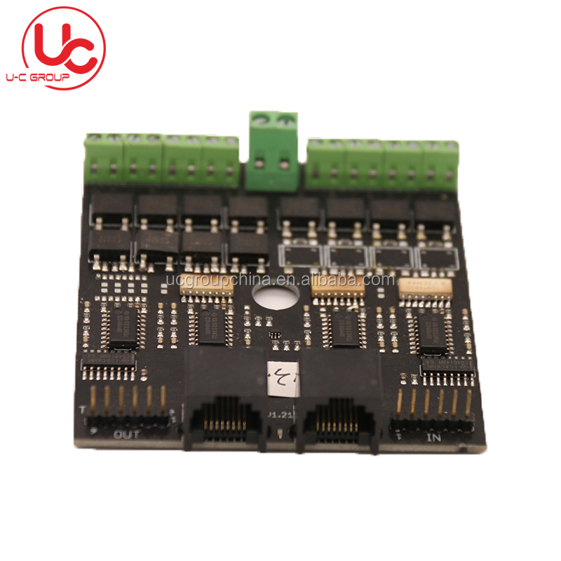 China Electronic Printed Circuit Board Assembly Manufacturer OEM 3D Printer Drive PCB