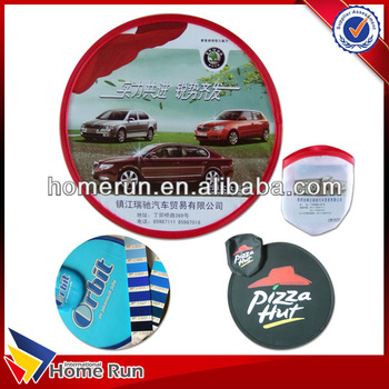 2017 Wholesale Cheap foldable frisbee / promotional frisbee