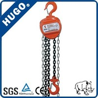 2 ton chain pulley block mechanism