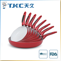 Ceramic Fry Pan with New Style Handle