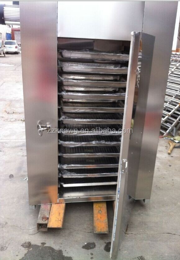 24trays 50kg/h capacity fruit drier machine,fruit drying machine for sale