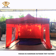 Outdoor Restaurant Furniture Alminium Frame Oxford Fabric Canopy Party Tent