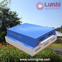 Lumini programmable small 250w 6th generation led grow light