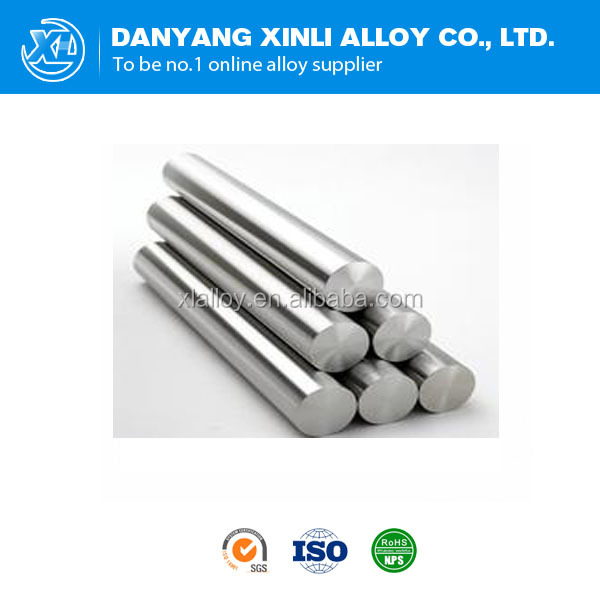 Nickel based alloy Inconel 625 round bar/ pipe / plate / wire