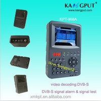 KPT968A Good Quality SAT TV Digital Best Satellite Finder Meter