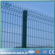 dade wire mesh powder coated steel double swing gates manufacturer