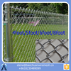 PVC Coated Chain mesh Fence (diamond wire mesh) chain link fence/ 4 Foot Chain Link
