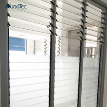 Plantation Shutters From China Jalousie Window Aluminum Window Louver Prices