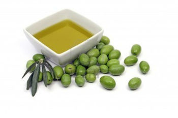 oil agran and olive