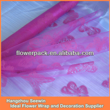 Wrapping Material For Flowers