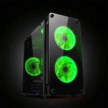 Wholesale factory full tower ATX computer gaming case with side window