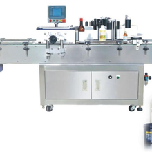 Sticker Labeling Machine Manufacturer stick woven garment label