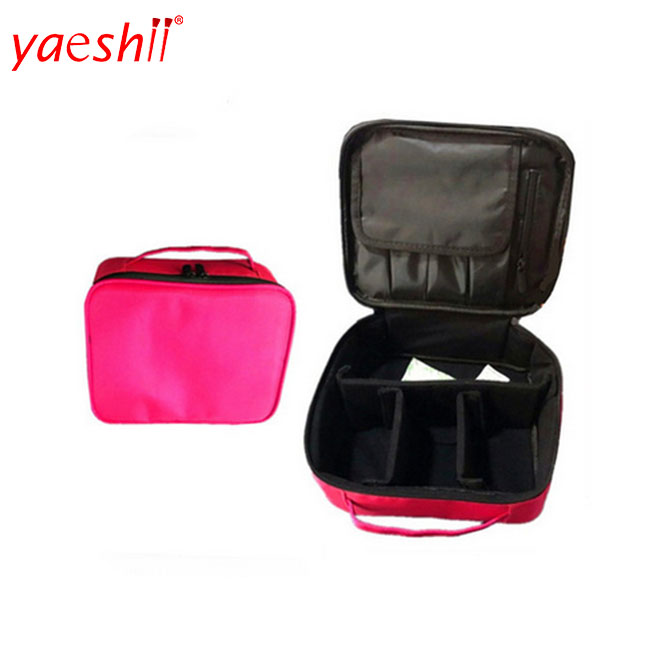 yaeshii chinese wholesale canvas cosmetic bag for <strong>traveling</strong>