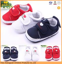 Factory direct sales soft sole love baba mama sport baby shoes