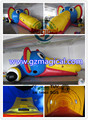 inflatable jumping games inflatable tunnel bounce inflatable games