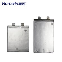 Herewin LiFePO4 flat lithium battery cell 3.2V 10Ah