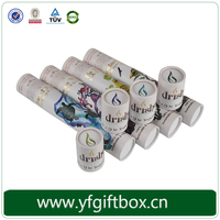 Paintbrush Pencil Tube Packaging Box