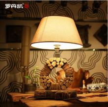 Personality living room led tree branches trunk bedroom bedside lamps