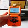 Portable gas detector, fixed gas detection systems, gas sensors