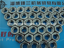 304 Stainless steel hex nut bolt manufacturing process