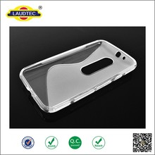 S Line TPU Gel Case Cover Phone Case for Motorola G3 ----- Laudtec