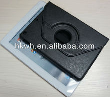 2012 new product 360 degreed rotate cases for iPad MINI