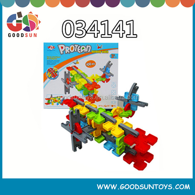 Variable building blocks girls plastic building blocks for sale