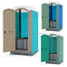 TOPPLA luxury chemical movable toilet for outdoor use made in China