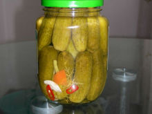 Vietnamese Pickled Cucumber