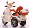 Factory Wholesale Cheap Big Seat Flashing Light Kids Baby Ride On Toy Electric Tricycle for Kids