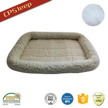 Polyester Fiber Quilting Eco-Friendly Gel memory foam pad dog bed wholesale
