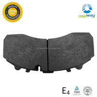 Chinese Truck Parts WVA29067 Brake Pad Kias Sorentos 2011
