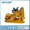 TPOW water cooled diesel water pump