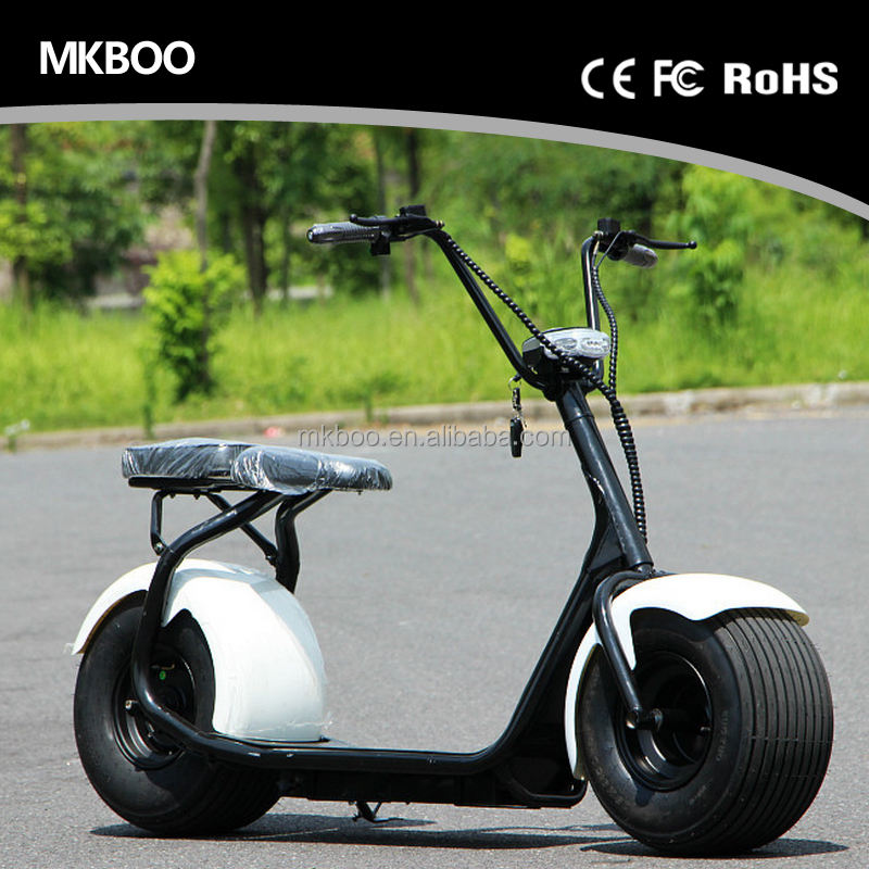 Wholesale Fat tire off road <strong>city</strong> scooter/ citycoco electric scooter