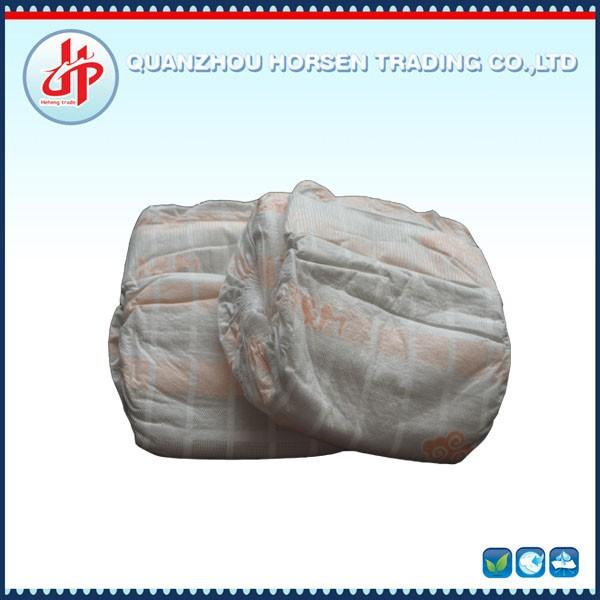 Best selling products in nigeria cheap oem baby diapers manufacturers china