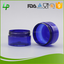 China Wholesale 100ml PET Ceramic Cosmetic Jars