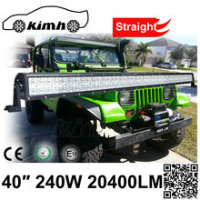 Spot/Flood/Combo Beam 4X4 Vehicles Auto Parts led jeep light bars