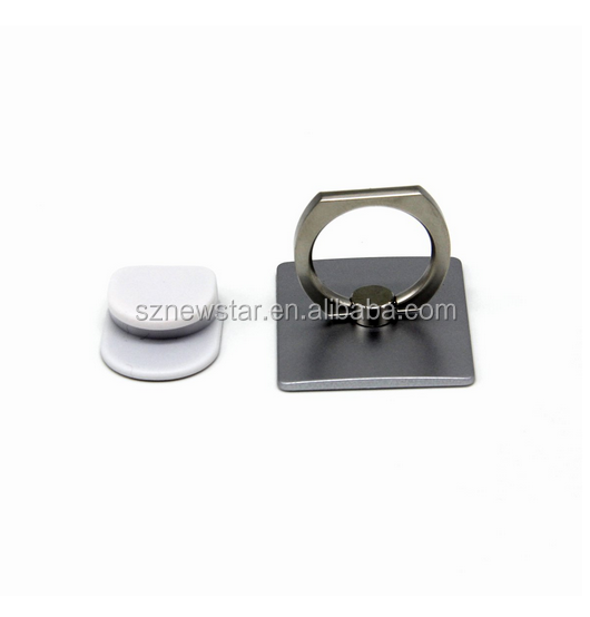 Shenzhen newstar Phone Ring and Stand with Car Mount Base for Cell Phone and Tablets