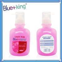 500ml Hot-sale Rose Blue-king Hand Soap Healthcare