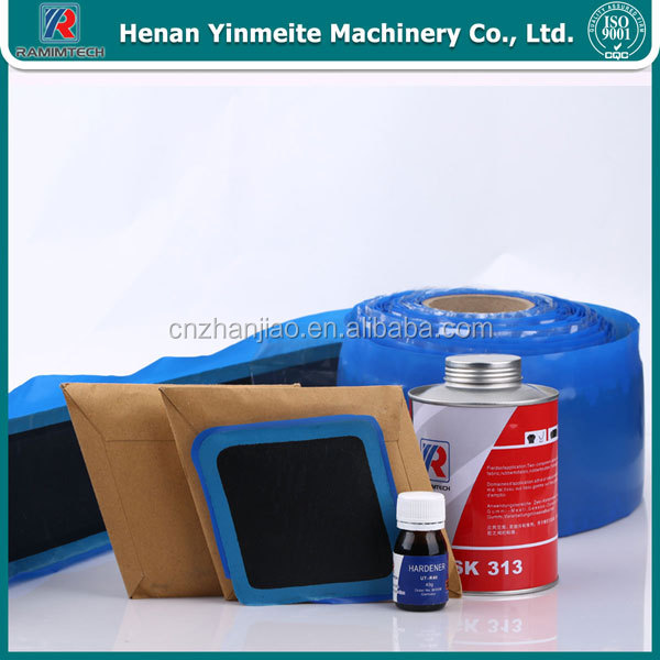 conveyor belt cold vulcanized repair band for damage bonding