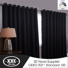 Cheap organza taffeta curtains with certificate