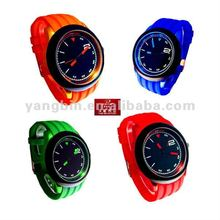 Luminous Wholesale Logo Quemex Japan Quartz Movt Watch
