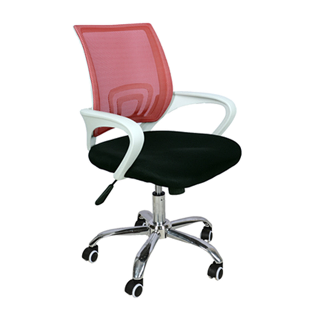 High Quality Adjustable Mesh Office Task Training Meeting Swivel Visitor Chair